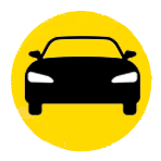 icono carnet b coche