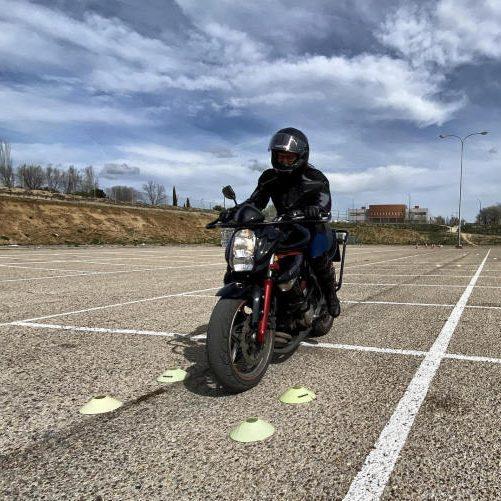 Sacar Carnet moto A2 Madrid