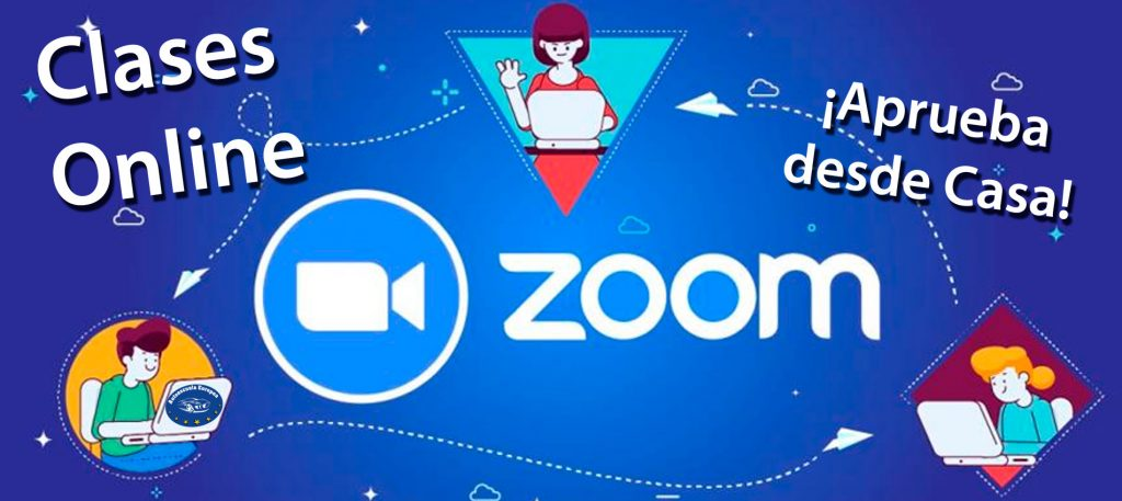 Clases Online Zoom Autoescuela Madrid